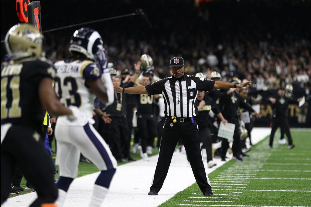 NOLA Referee Virus
