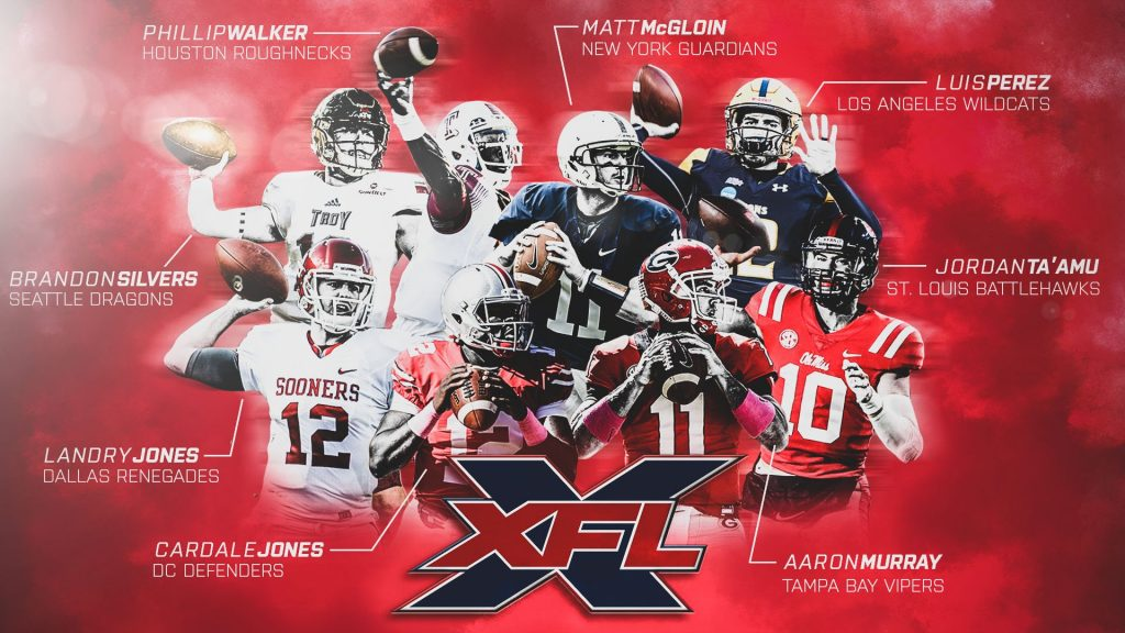 XFL Quarterbacks