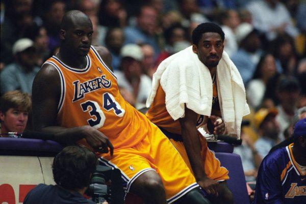 Shaq Reaction To Kobe