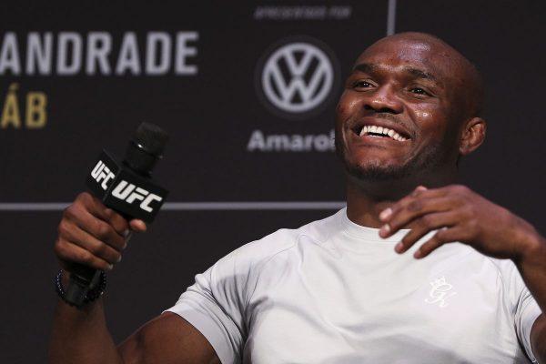 Dana White Confirms Usman vs. Masvidal