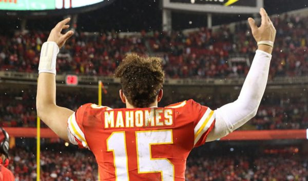 Mahomes could be your best gamble for props..