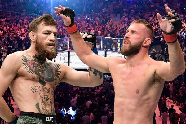 Cowboy versus Mcgregor UFC 246
