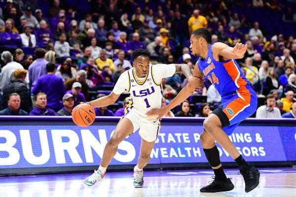 LSU Basketball