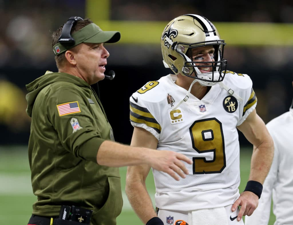 Brees Returns To New Orleans