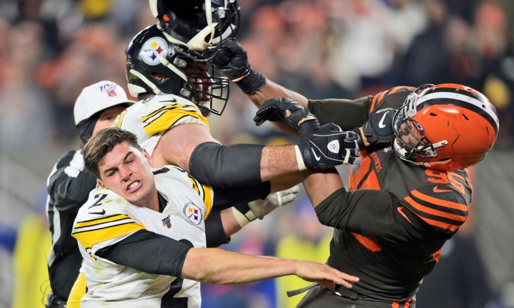 Myles Garrett Back In The NFL