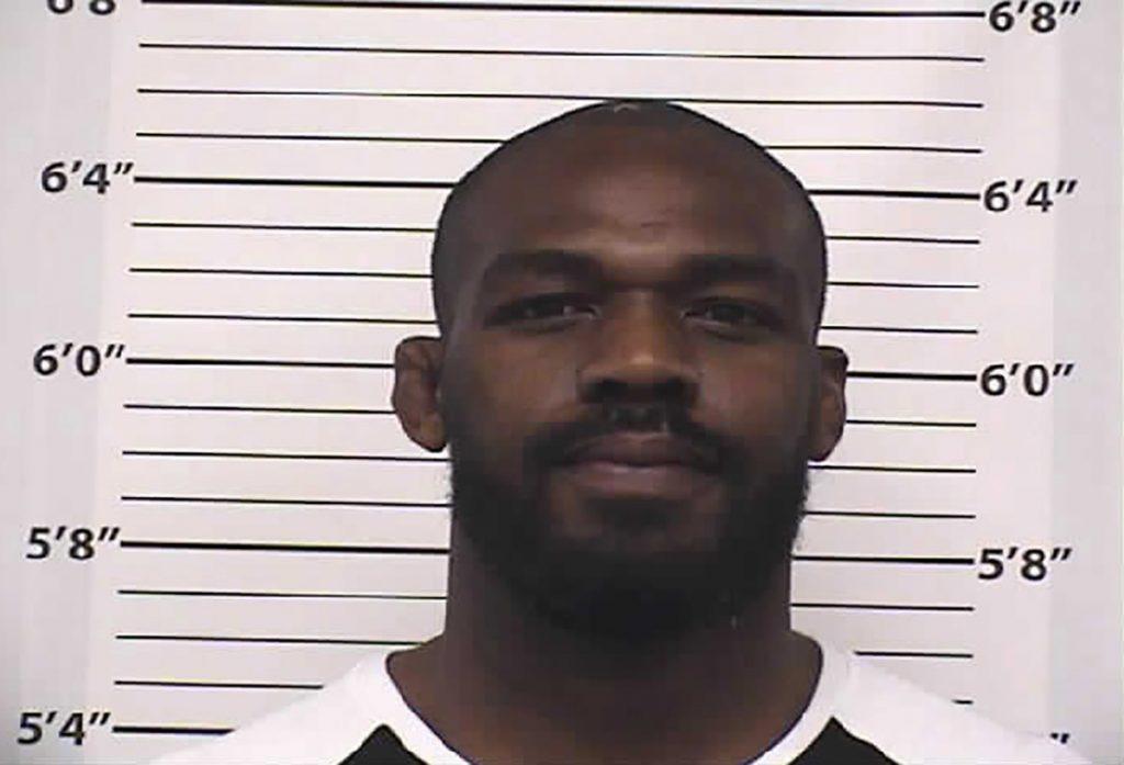 Jon Jones Arrested