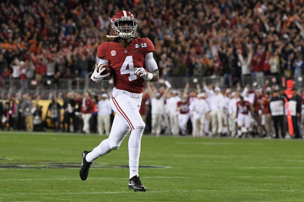 The 10th and final pick in the first rd rookies only Dynasty draft Jerry Jeudy