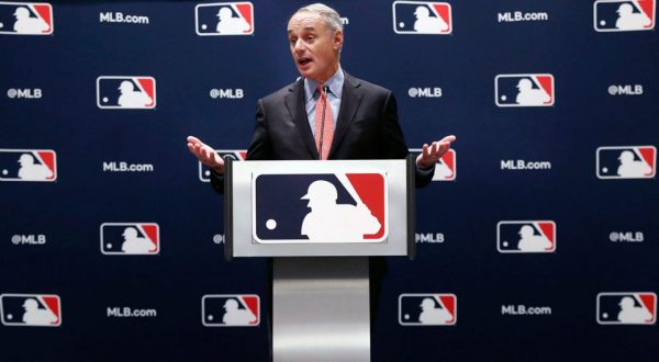Commissioner Ron Manfred