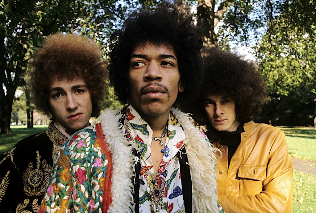 Jimi Hendrix Experience made the Rolling Stones 500 Greatest Albums.
