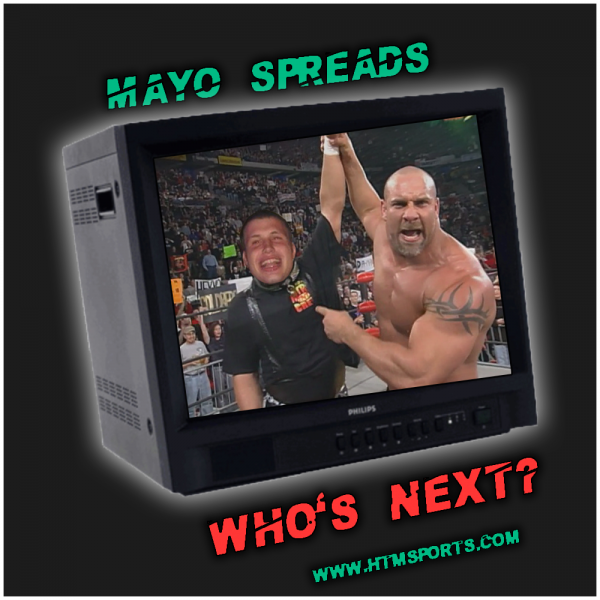 Mayo Spreads is back for week 9.