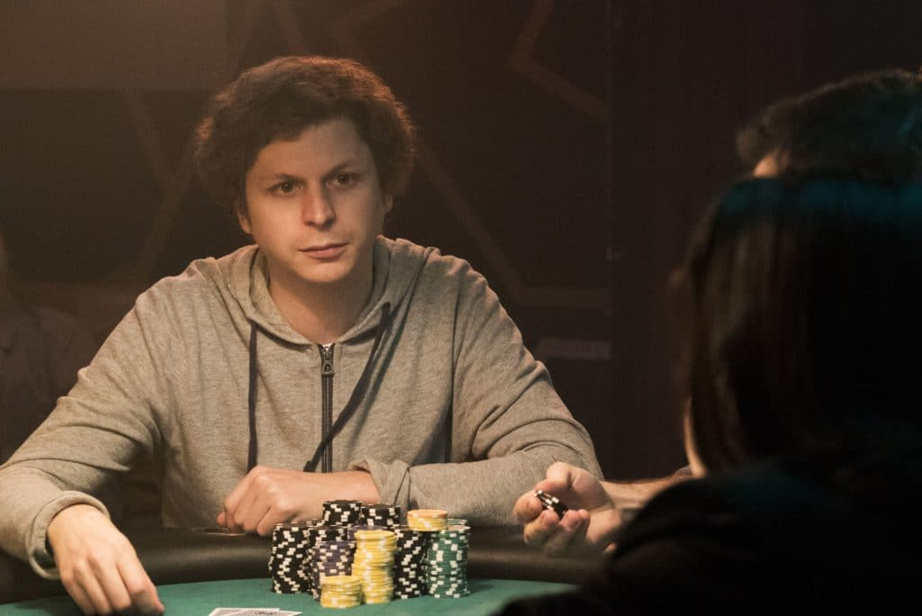 Mayo Spreads is going full Mike Cera this week.