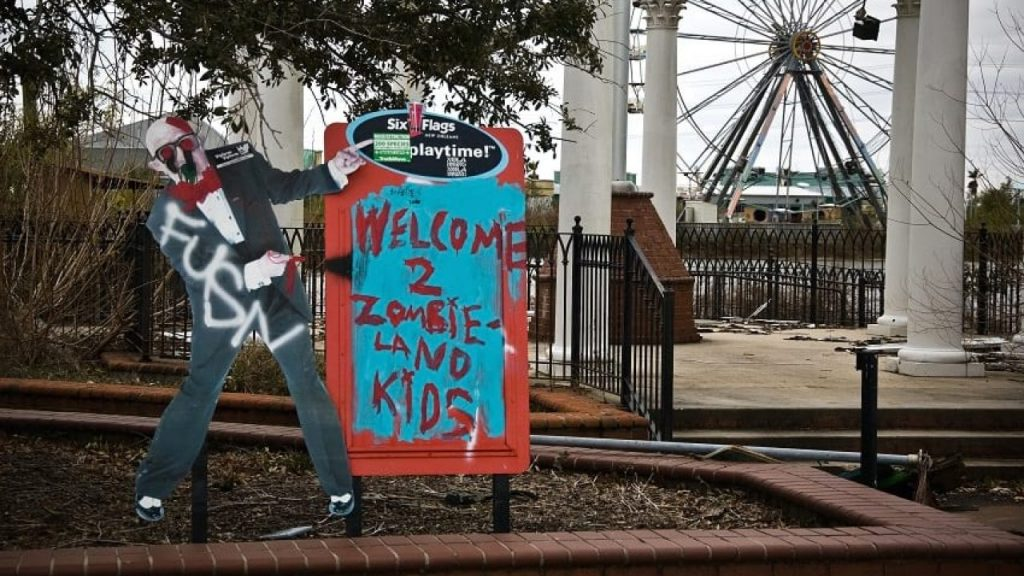 Rebuilding Six Flags 2021