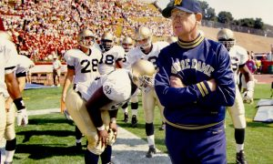 Mayo Spreads: Lou Holtz Can't Save These Irish