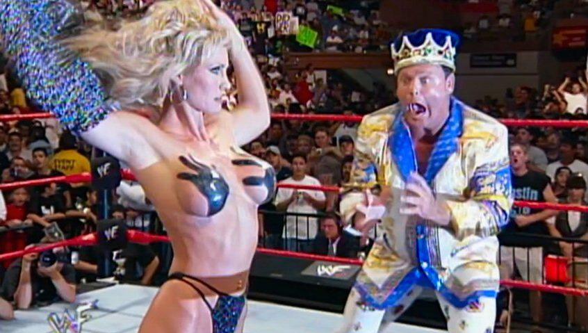 Top Ten WWE Divas