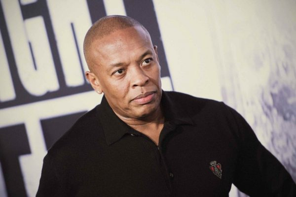 Dr. Dre in hospital 2021