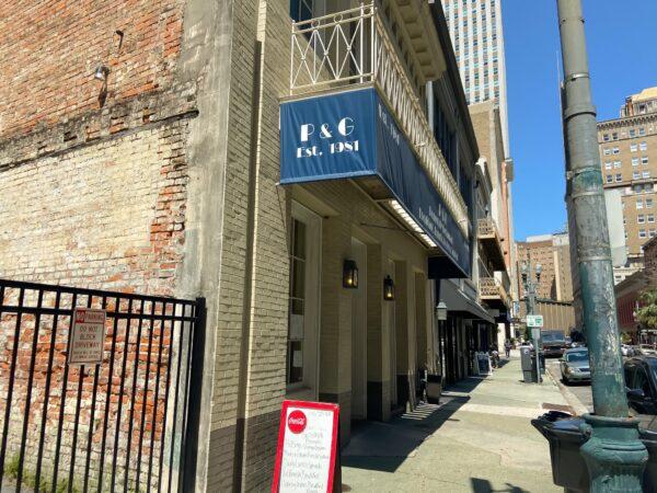 RB&R Day 46: P&G Restaurant