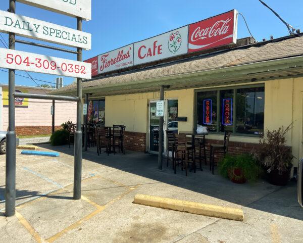 RB&R Day 48: Fiorella's Cafe