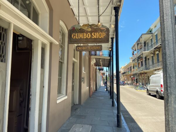 RB&R Day 49: The Gumbo Shop