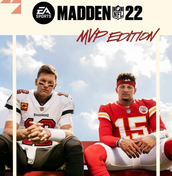 EA SPORTS MADDEN NFL 22 COVER