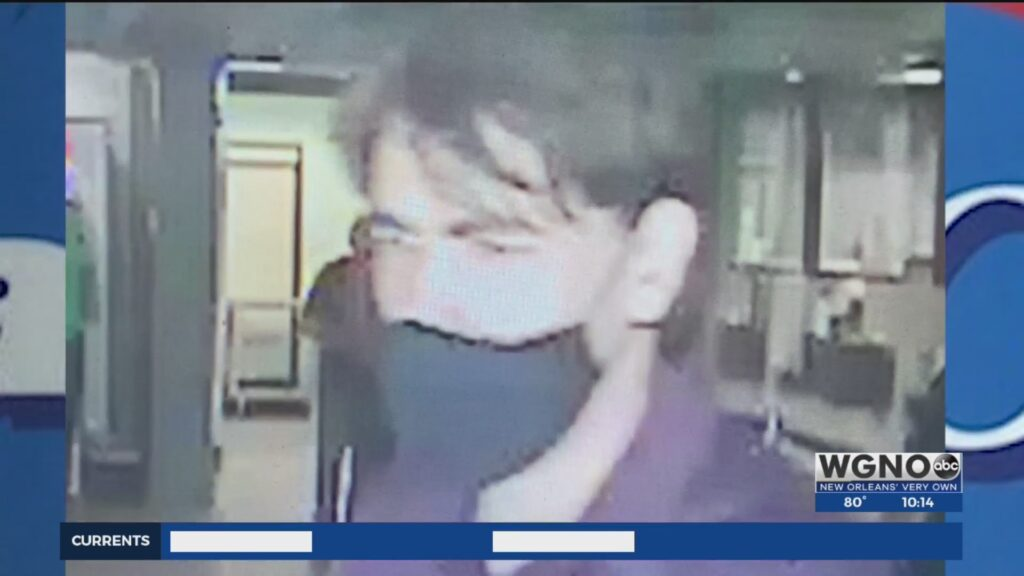 Westbank Bank Robber