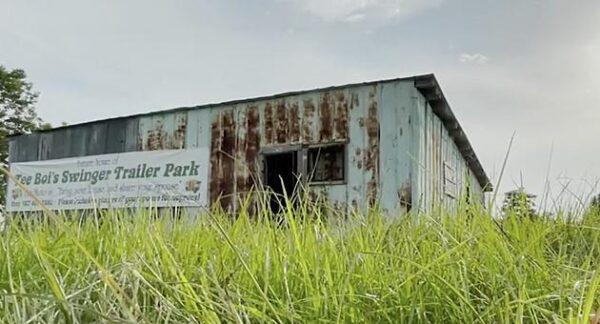 Swinger Trailer Park In Mamou