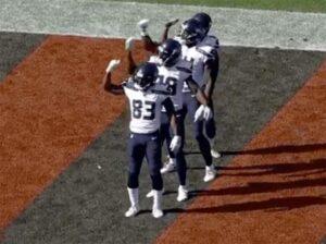 Mayo Spreads NFL Week 3
